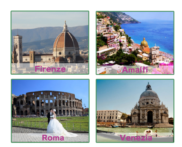 4 Best Photo Shot Places in Italy!