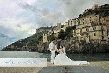 Wedding In Amalfi Coast