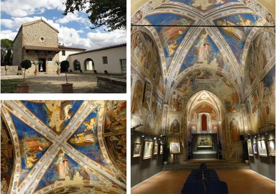 サンタカテリーナ チャペル Oratorio di Santa Caterina