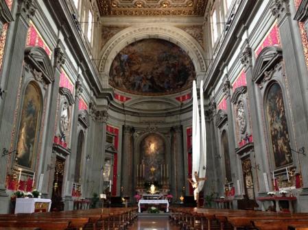 聖フィリッポ教会(オラトリオ教会)で挙げる歴史ある教会ウェディング