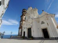 Santa Maria Maddalena  Atrani 聖マグダラのマリア教会 (アトラーニ)