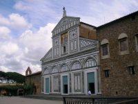 Basilica di san miniato al monte(サンミニアートアルモンテ教会)