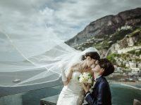 アマルフィ海岸ブライダル撮影「絶景テラスVilla Rufolo」と元修道院ホテルで