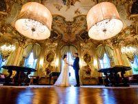フィレンツェの有名ラグジュアリーホテル「VILLA CORA」でのセレモニーランチと挙式