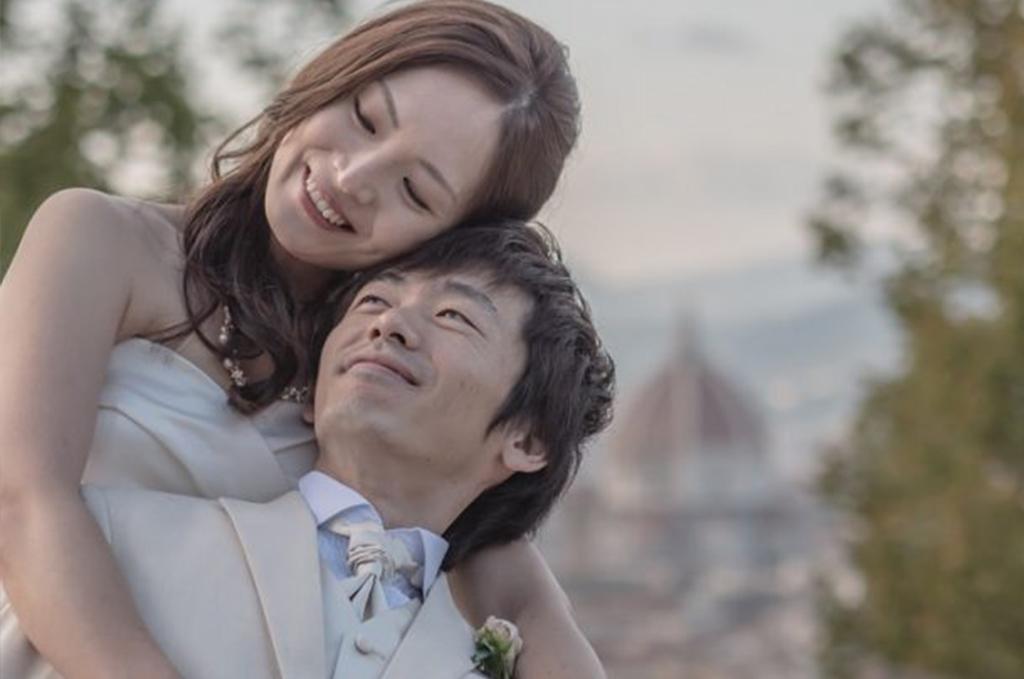 東京からお越しの櫛野様ご夫妻